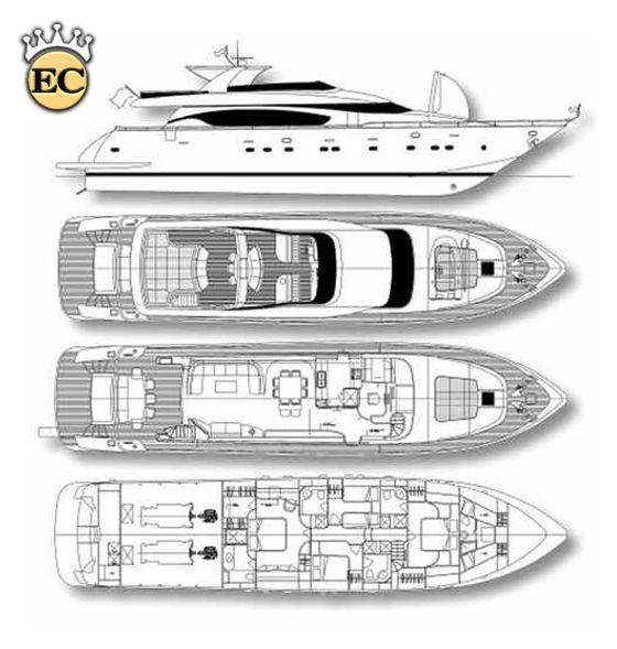 Maiora 90 27mt esclusive charter porto cervo sardegna for Piani di cabina di 800 piedi quadrati