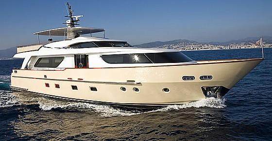 Il Sanlorenzo SD92 è uno yacht pensato per il cliente maturo che vive ...